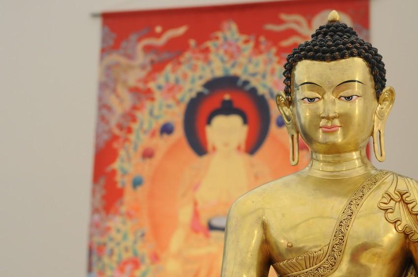 Boeddha Sakyamuni